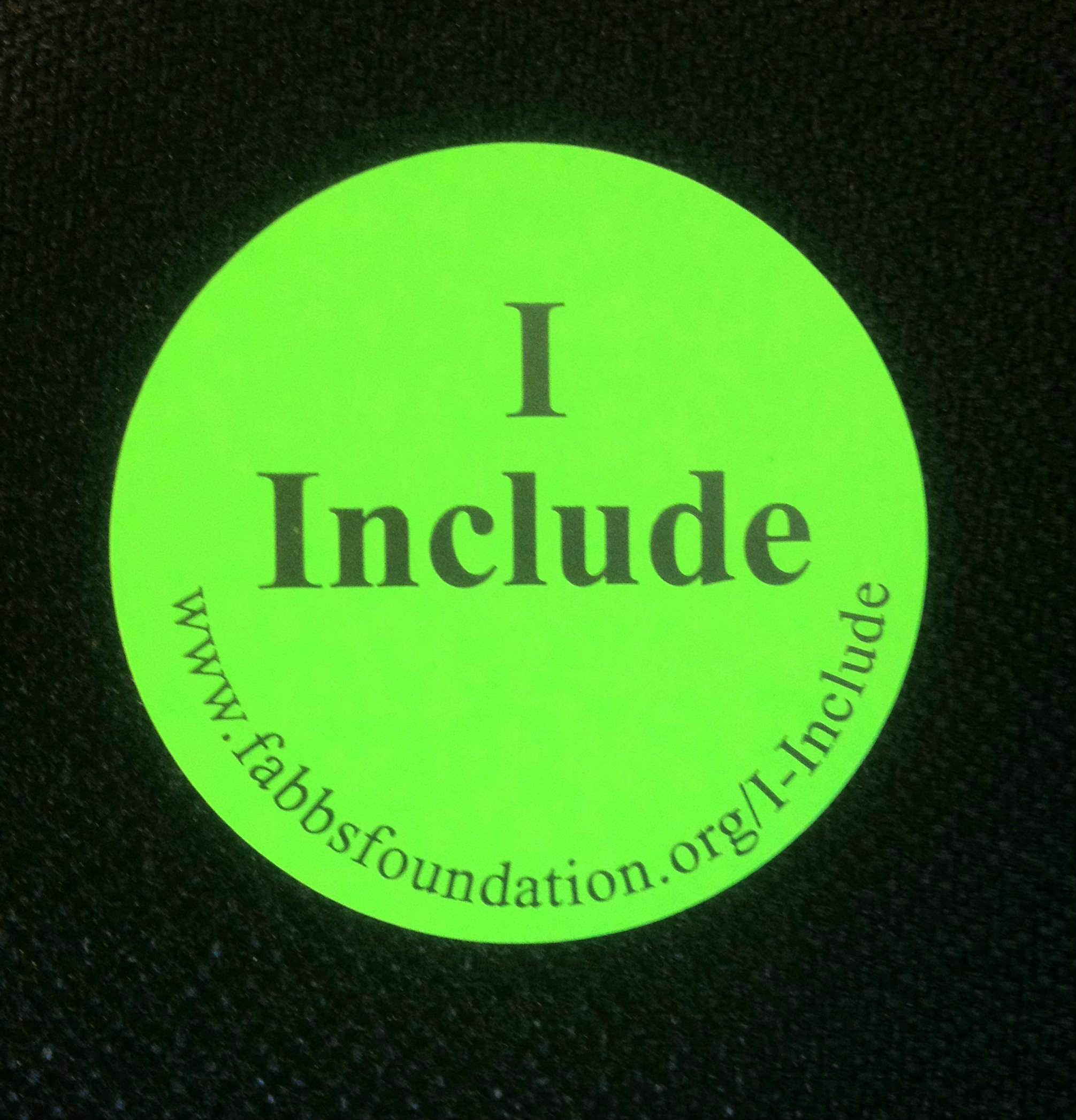 i-include-sticker